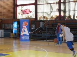 BasketΒall Shooting Camp