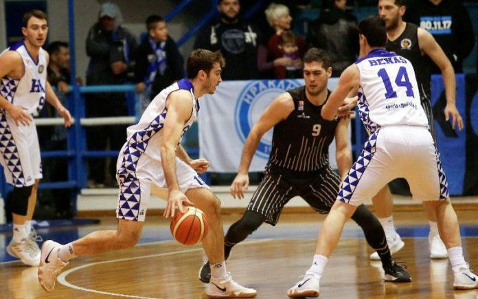 Ηρακλής-Καστοριά