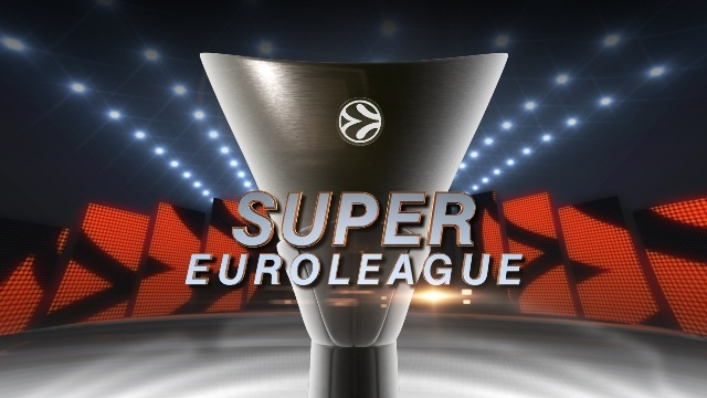 Logo SUPER EUROLEAGUE