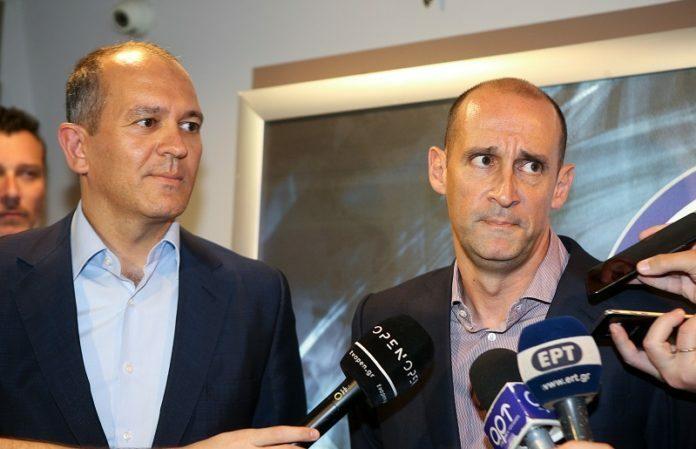 Παναγιώτης και Γιώργος Αγγελόπουλος