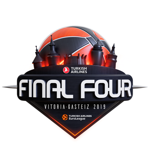 Logo F4 Euroleague 2019