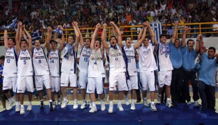 Εθνική U18 2008