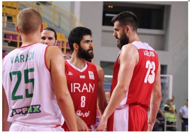 Ουγγαρία-Ιράν 82-90