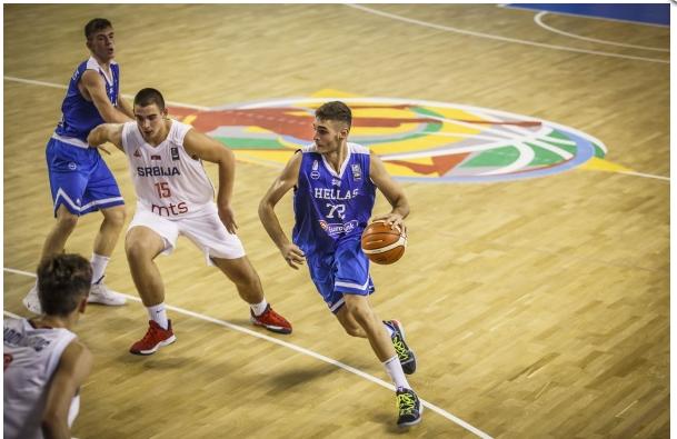 Σερβία-Ελλάδα U16