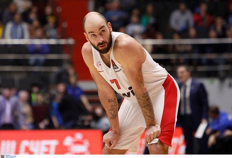 Υπόκλιση της EuroLeague στον Βασίλη Σπανούλη! (pic)