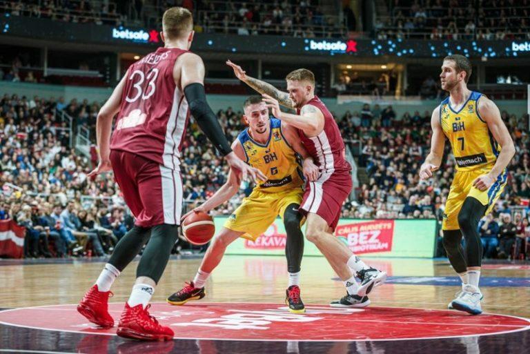Προκριματικά EuroBasket 2021: Αποτελέσματα 1ης αγωνιστικής