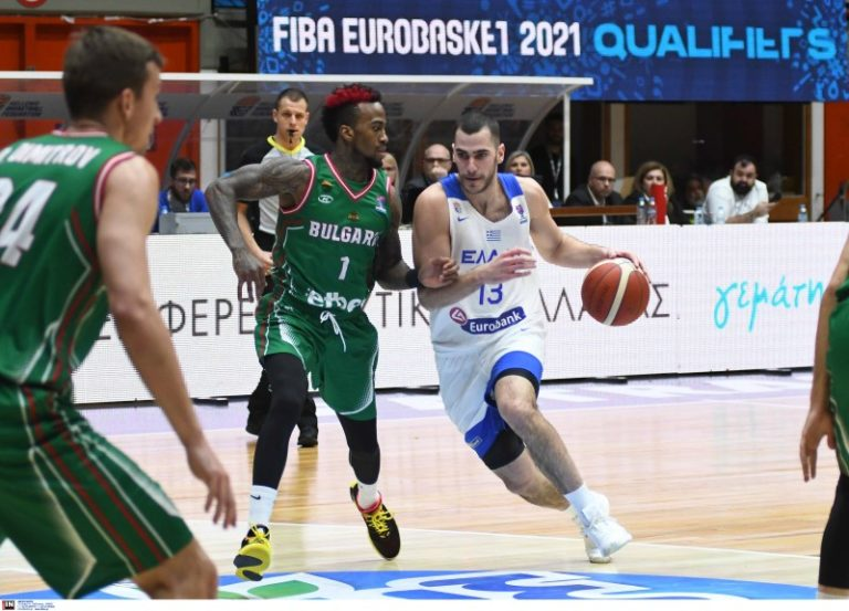 Προκριματικά EuroBasket 2021: Το πρόγραμμα της 2ης αγωνιστικής