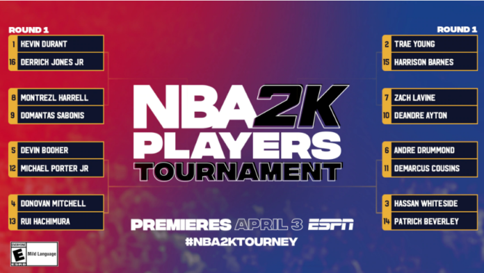 NBA 2K Tournament