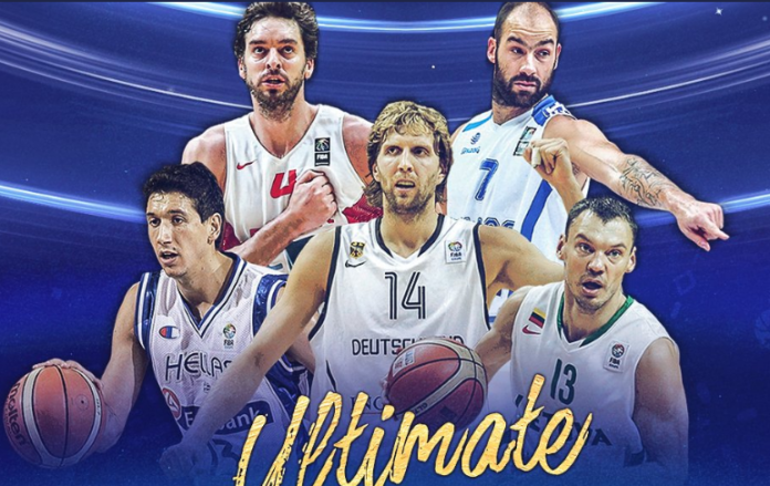 Πεντάδα EuroBasket
