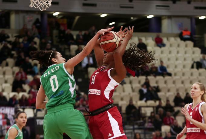 Ολυμπιακός-Παναθηναϊκός γυναίκες