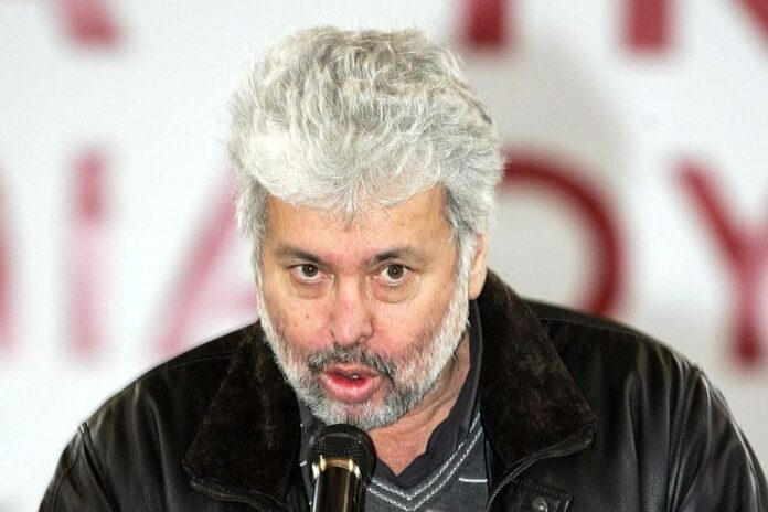 Δημήτρης Αγγελόπουλος