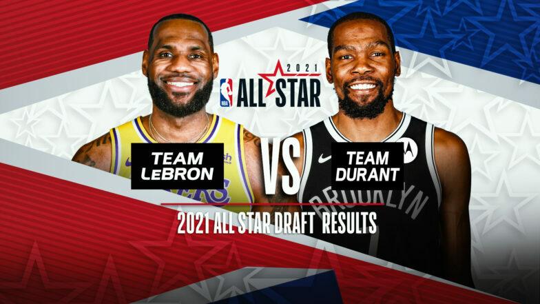 Team LeBron - Team Durant
