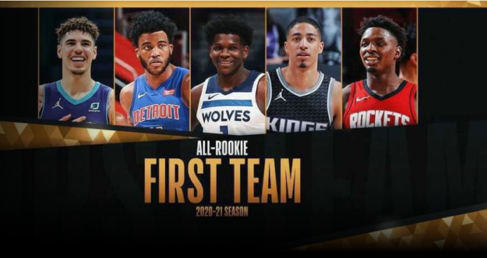 Πεντάδα rookies