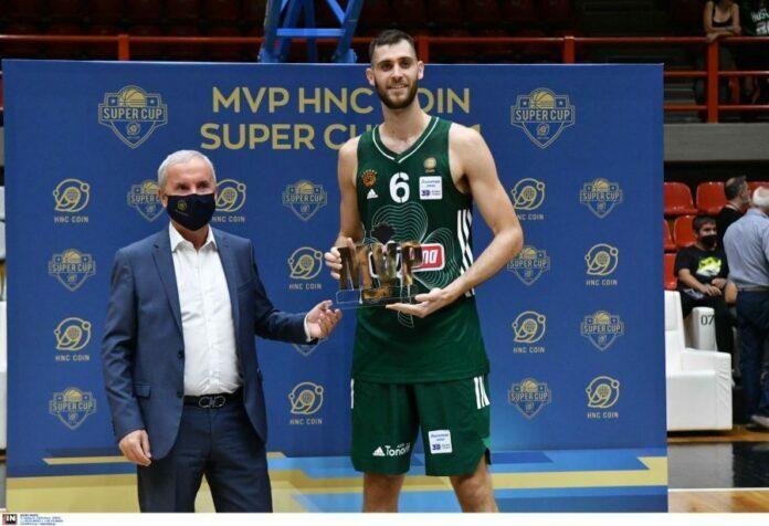 Παπαγιάννης MVP