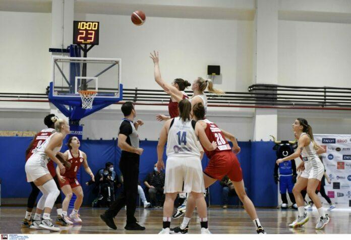 ΠΑΣ Γιάννινα-Ολυμπιακός 62-70 Γυναίκες