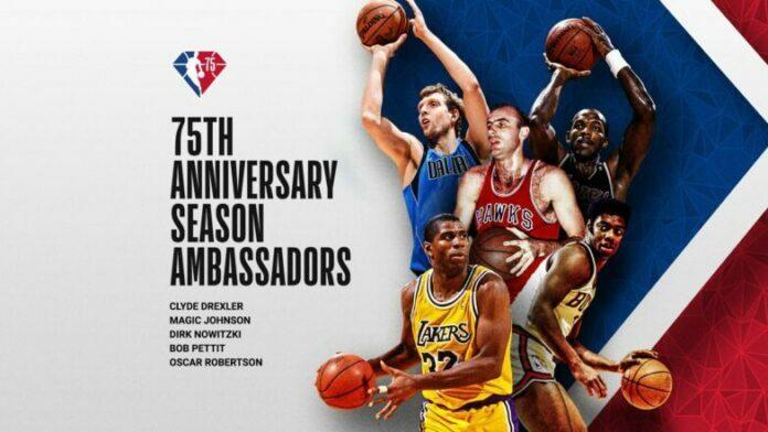 75η επέτειος NBA